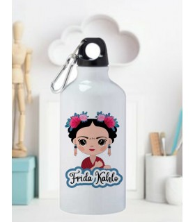 Termo Botella de Agua - Frida Khalo