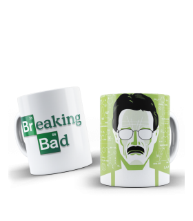 Breaking Bad taza