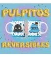 Taza pulpitos reversibles