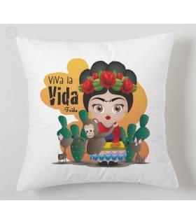 Frida kahlo cojin